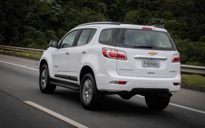 Chevrolet Trailblazer Ltz 2019 Chevrolet Trailblazer