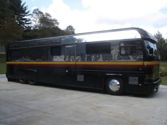 The Captain Roger Penske S 1986 Newell Coach Classic Cars Online Newell Coaches For Sale