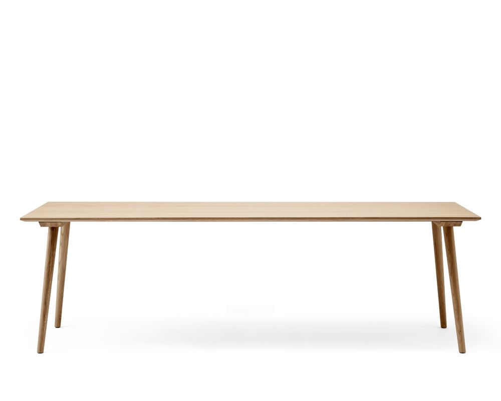 CASANOVA Møbler — &Tradition - In Between Table SK6 - clear lacquered oak