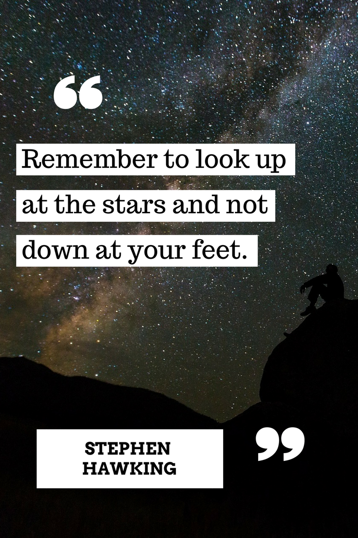 Remember To Look Up At The Stars Dreams Inspirational Words Cutie Quote Be Yourself Quotes