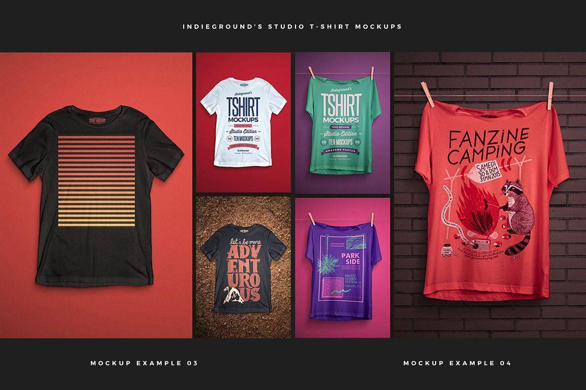 Download T Shirt Mockups Bundle Shirt Mockup Tshirt Mockup Business Card Design Inspiration