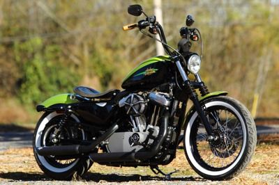 Beau Harley Davidson Sportster 1200 Nightster