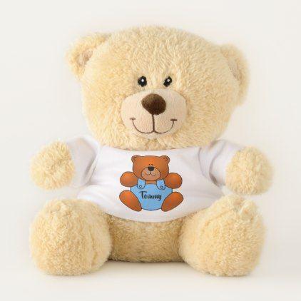 Personalized teddy bear personalised teddy bears personalised teddy bears negle Images