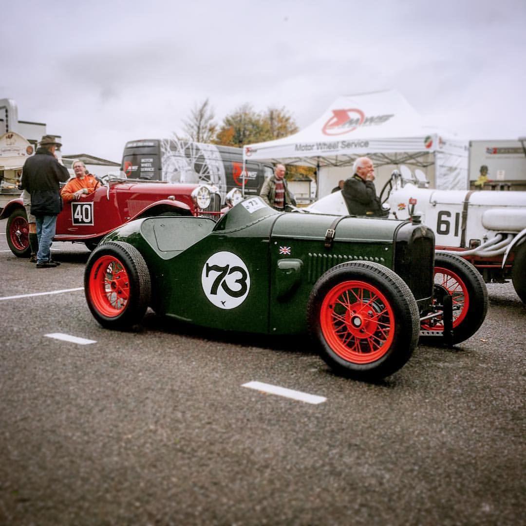 Austin Seven Special at last weekend\'s VSCC Autumn Sprint | Vintage ...