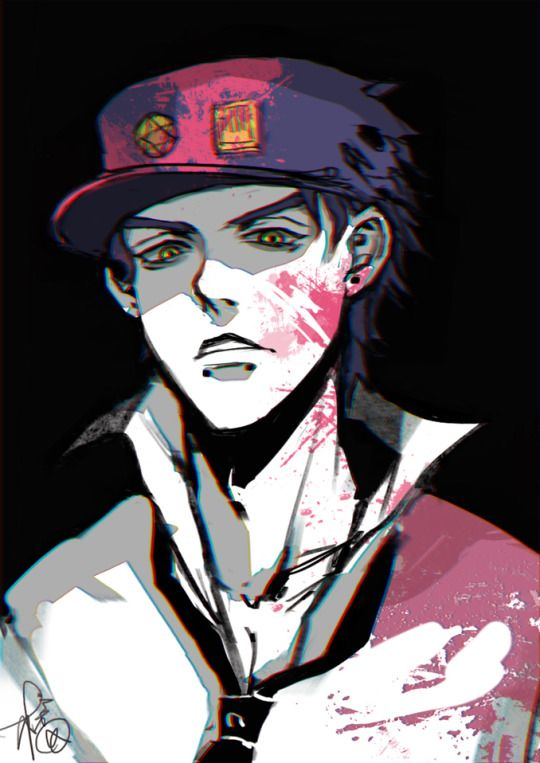 could always use more yandere Jotaro | A Bizarre amount of
