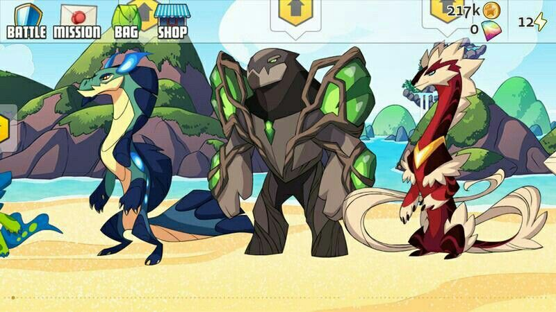 Game Character Design Apps : A 2d animated video game app with beautiful character designs