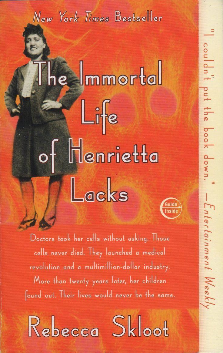 The Immortal Life Of Henrietta Lacks Quotes Mom Birthday Gifts  The Immortal Life Of Henrietta Lacksrebecca .
