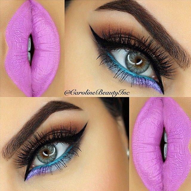 "Always Incredible!  @carolinebeautyinc @carolinebeautyinc @carolinebeautyinc ❤️ Lips @ofracosmetics Long Lasting Liquid Lipstick in ""Las Vegas""  #amazing #auroramakeup #anastasiabeverlyhills #beauty #beautiful #bridal #cutcrease  #eyes #fashion  #girls #glitter #instamood #instalove #modt #makeup #maquiagem #maquillage #maccosmetics #motivecosmetics  #pretty #stunning #sugarpill #urbandecay #universodamaquiagem #universodamaquiagem_oficial #vegas_nay #vegasnay #carolinebeautyinc"