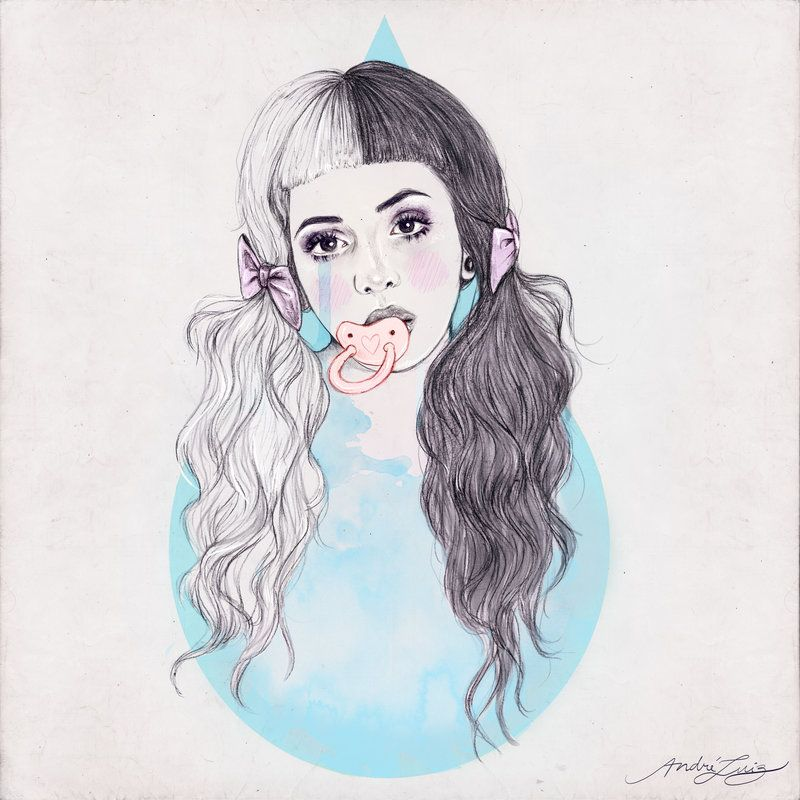 Inspired by Melanie Martinez. Obsessed with her music! Reblog it on ...