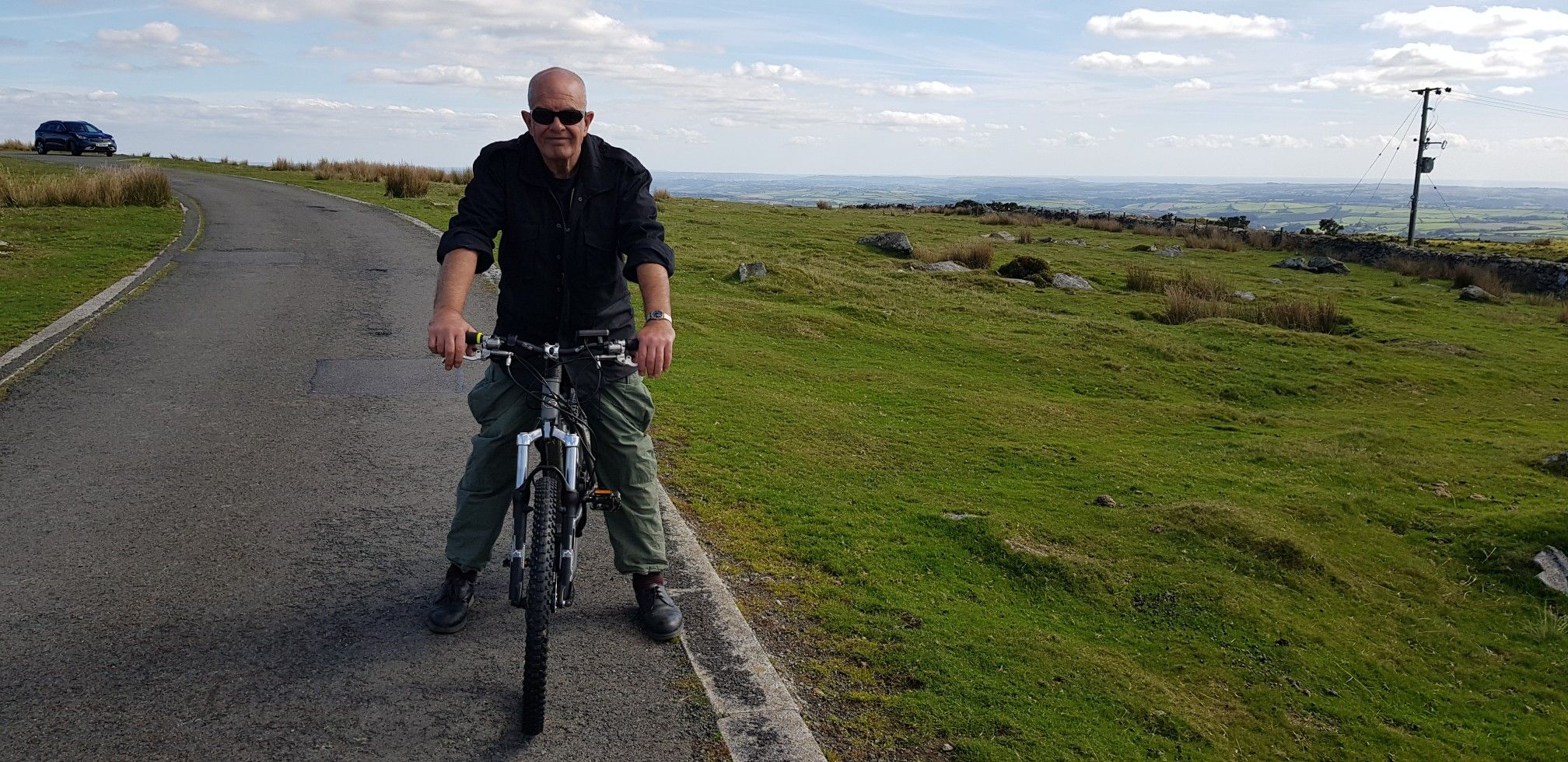Electric bikes are great for health and the environment