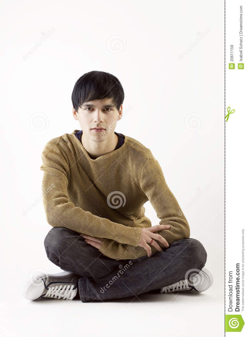 It's just a photo of Smart Male Sitting Poses Drawing