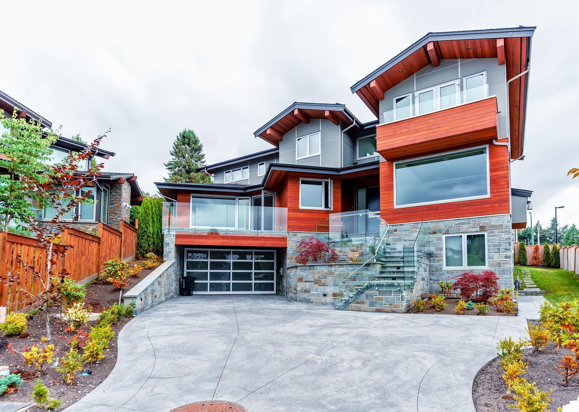 Glass Garage Door Options Quality Overhead Door In 2020 Bungalow House Plans Bungalow Homes House Exterior
