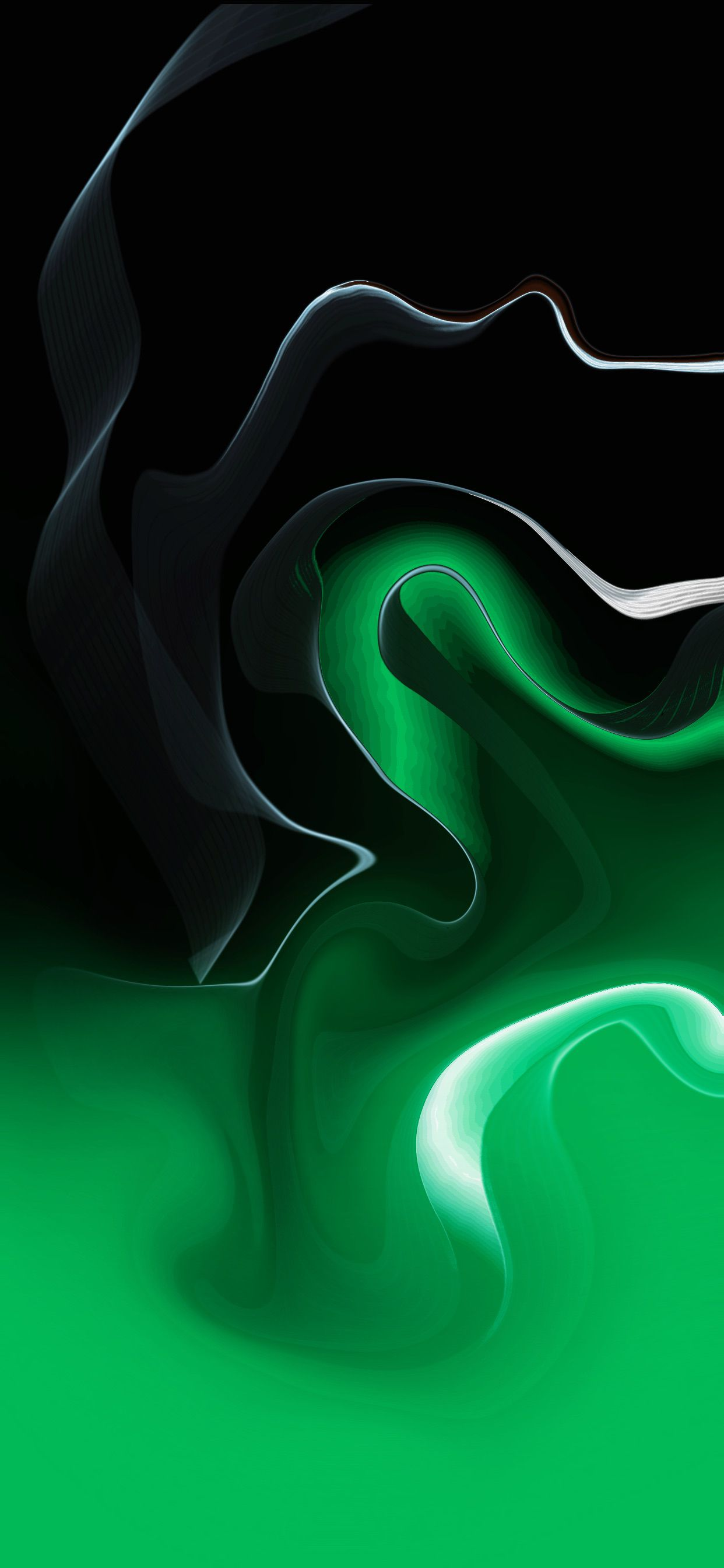 Green And Black Wallpaper For Iphone