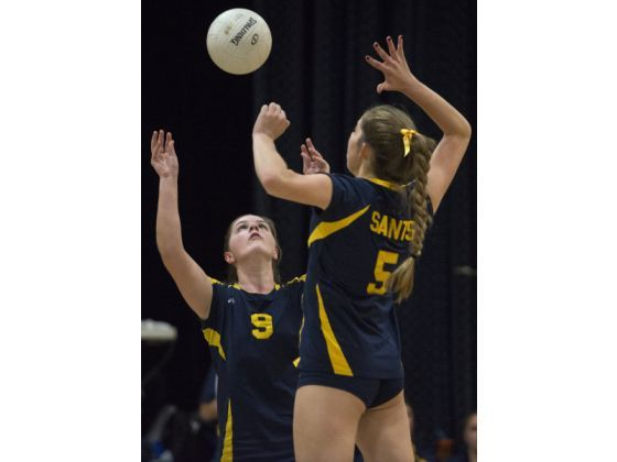 Crean Lutheran Girls Off To The Finals Lutheran Volleyball Team Cassie