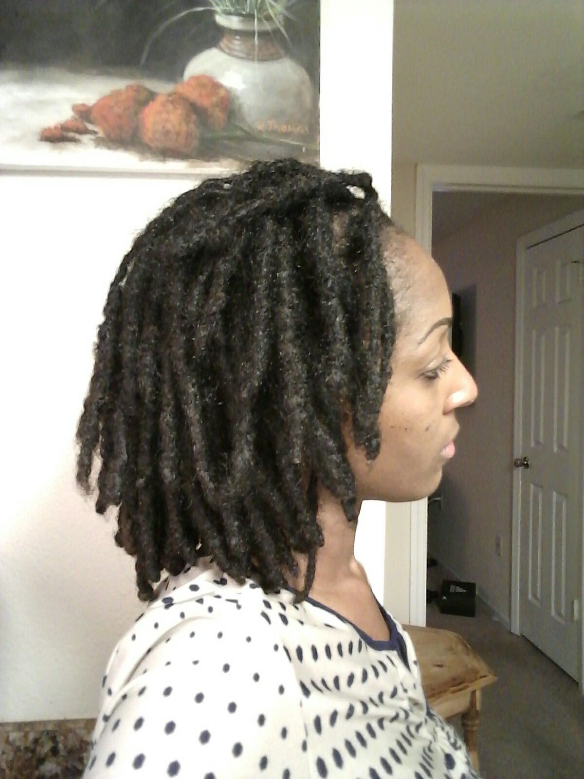 Ladylargo82 1 Year Old Locs Natural Hair Weaves Locs Hairstyles Edgy Hair