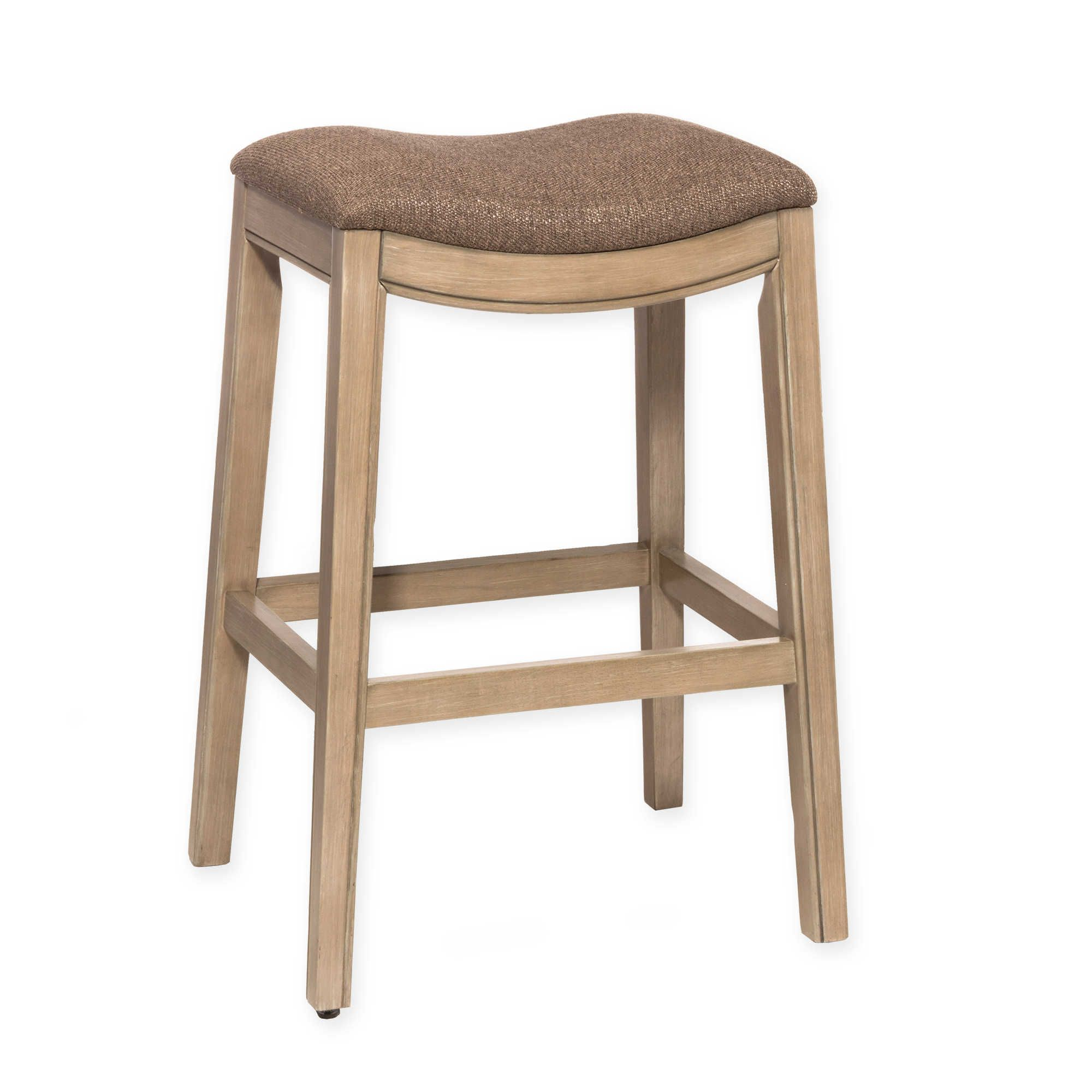 Kenton 26 Inch Backless Counter Stool In Grey For New Counter In Kitchen Backless Bar Stools Hillsdale Furniture Counter Stools Backless