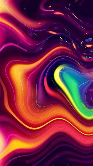 Trippy Melt Wallpaper