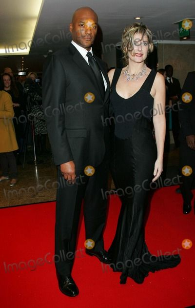 Photos and Pictures - London .UK. Colin Salmon and wife Fiona  at the Screen Nation Film and TV Awards held at the Hilton Metropole Hotel, London -. 15th October 2007. Keith Mayhew/Landmark Media.