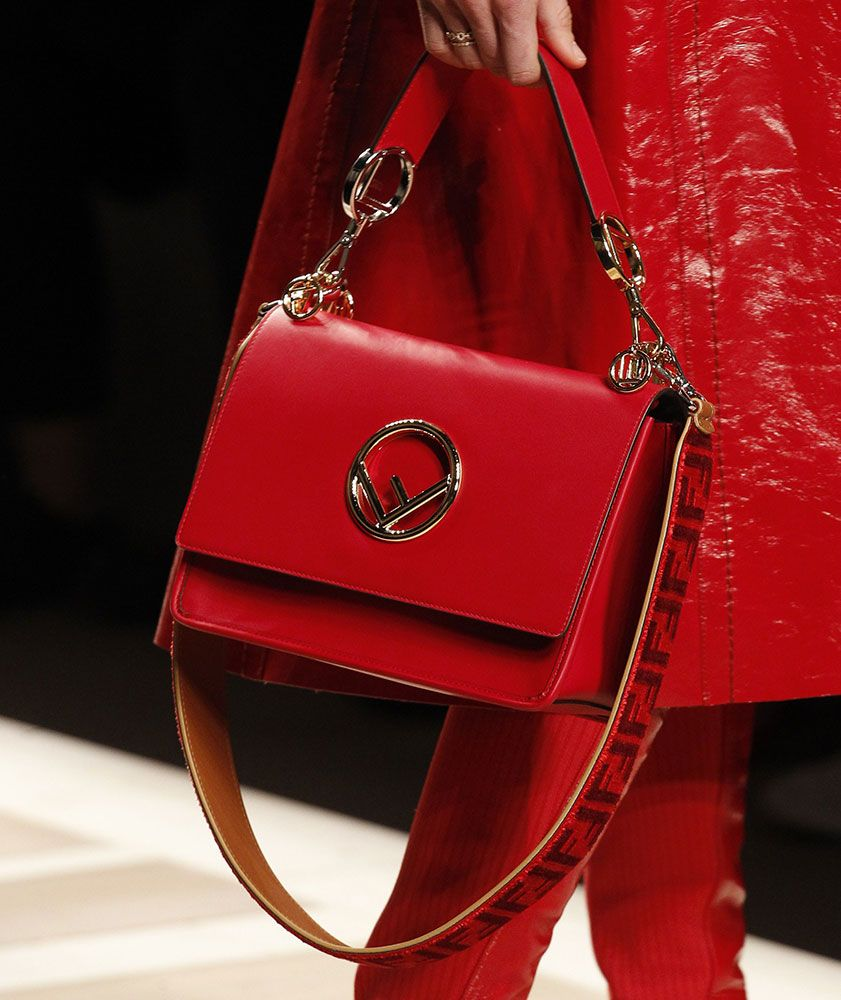2e714d6a7e Fendi Debuts New Logo Hardware and Tons of New Bags for Fall 2017 ...