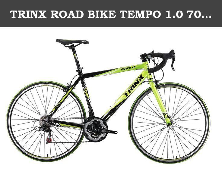 Trinx Road Bike Tempo 1 0 700c 21 Speed Green Black Tempo 1 0
