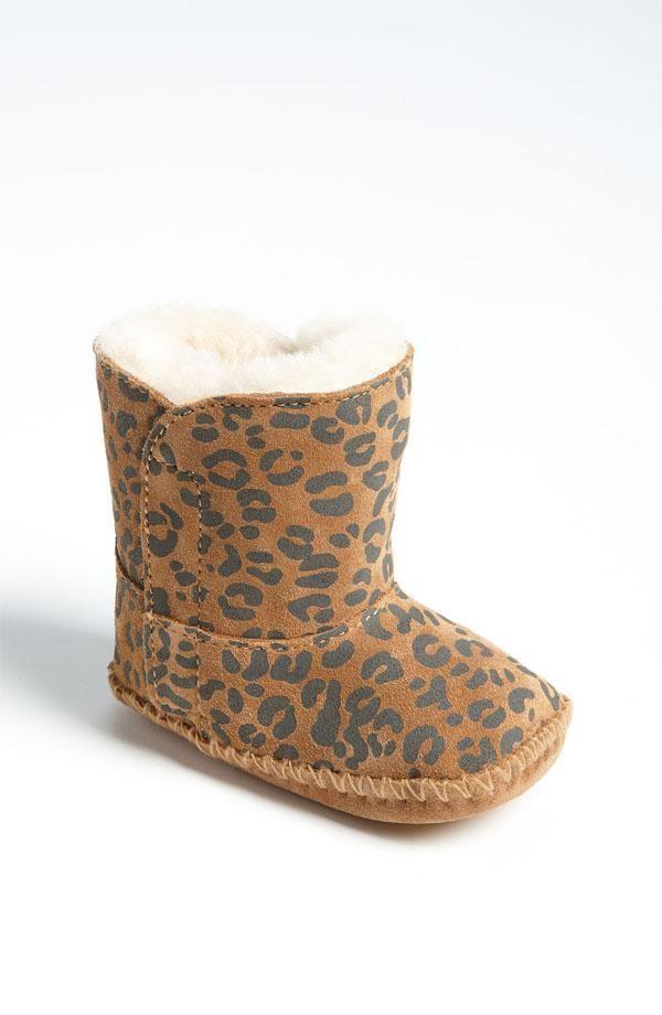 a37279f27c1 Cassie in Leopard Print | Kids Fashion! | Baby uggs, Leopard print ...