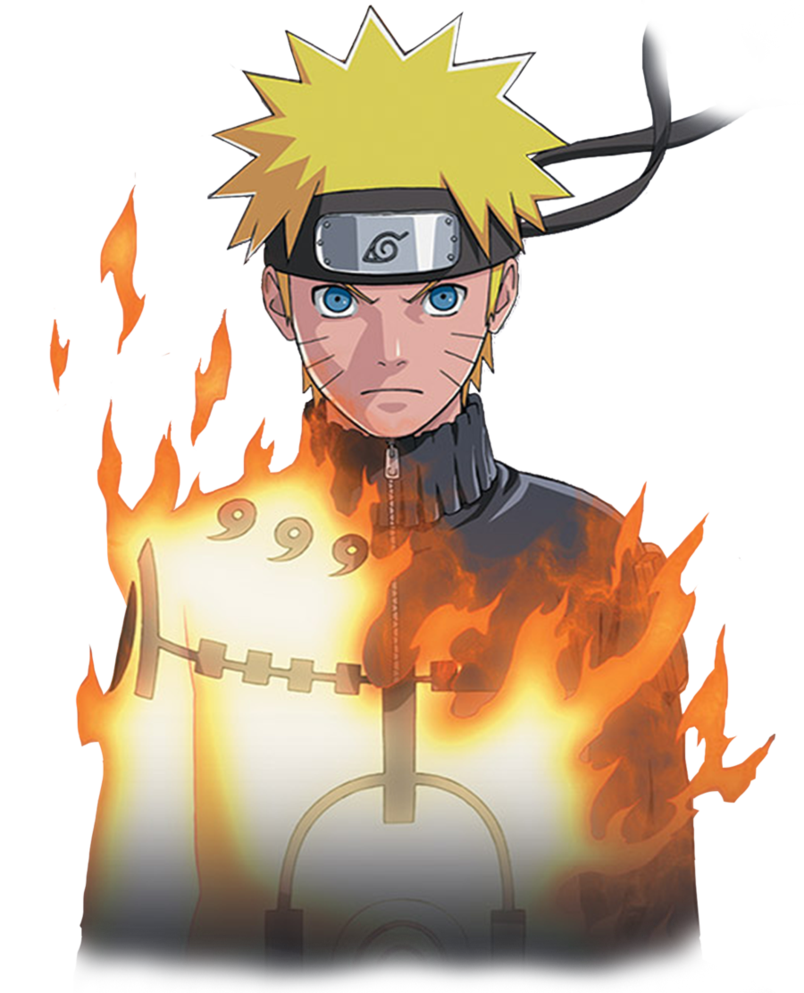 Naruto Render by on DeviantArt The