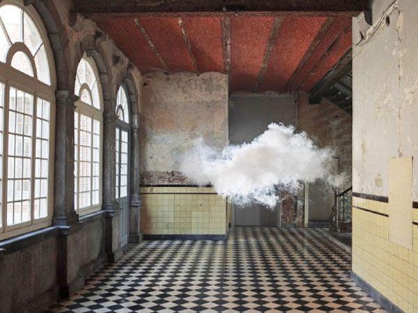 Berndaut Smilde  Nube  interior