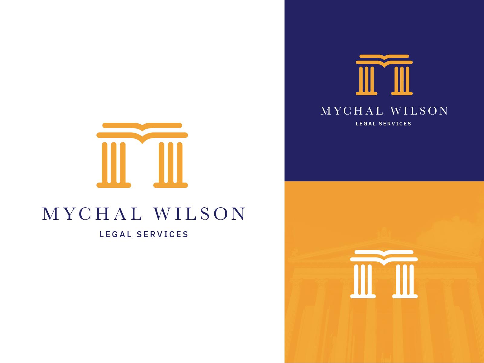 Legal Services Logo Design Proposal Desain