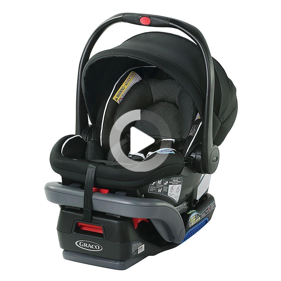 Graco Snugride Snuglock 35 Dlx Infant Car Seat In Binx in