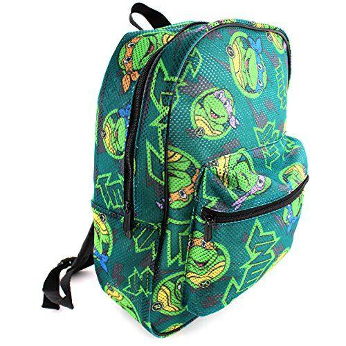 38dc2e706e23 Pin by Andra M on back to school | Mesh backpack, Backpacks, Cartoon bag