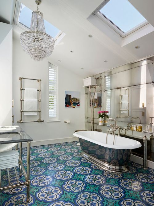 Image Result For Victorian Bathroom Lighting Ideas