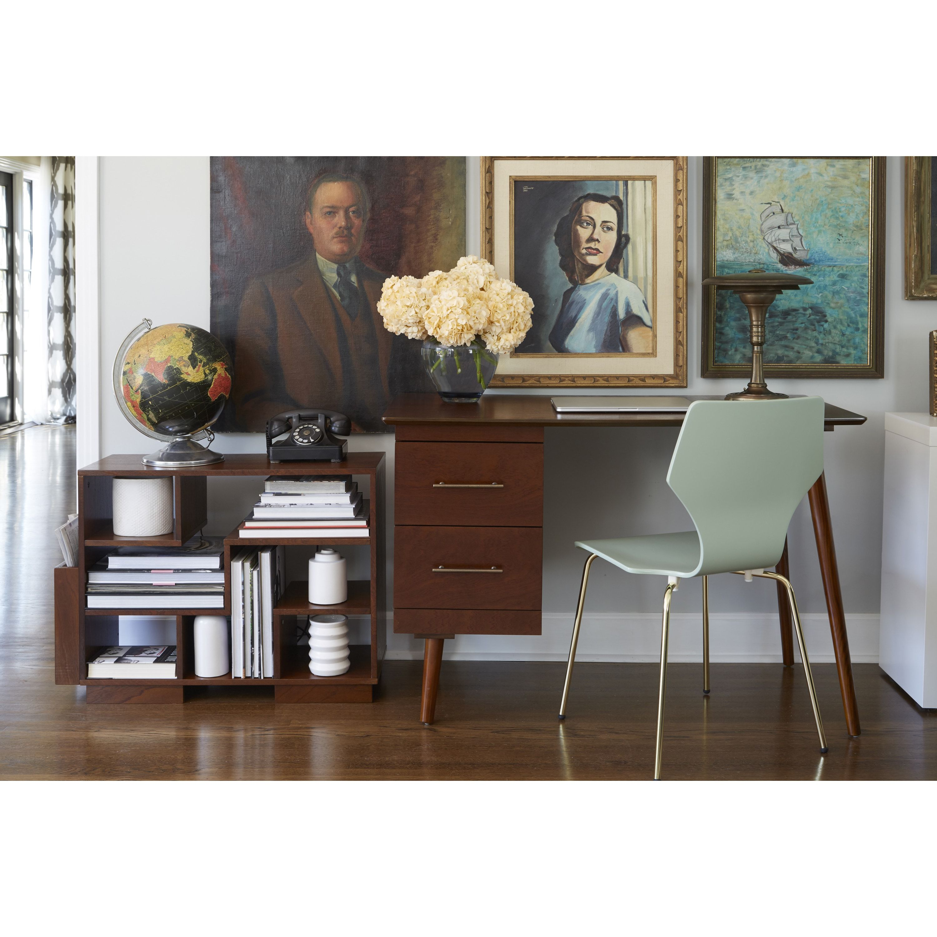 angelo:HOME Enna Bentwood Chair (Set of 2) | Mid century ...