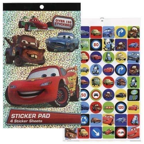 Cars Lightning Mcqueen Book