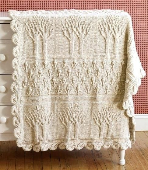 Celtic Knot Knitting Chart Free Pattern For Tree Of Life ...