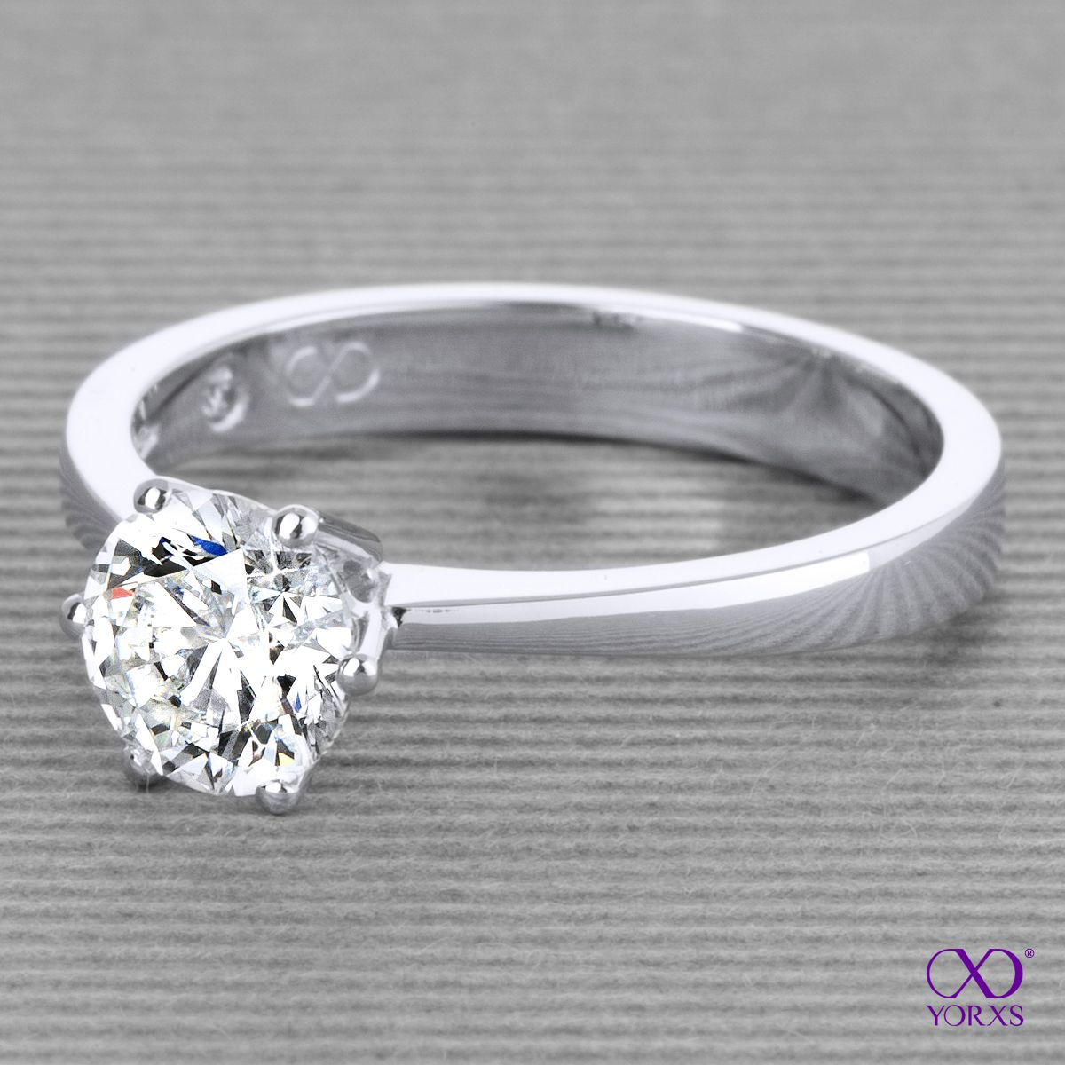 Flora In Whitegold Yorxs Diamonds Diamond Weissgold Diamant