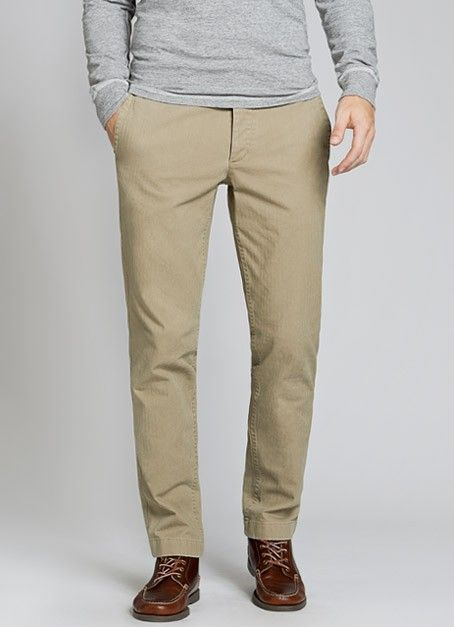 bonobos slim straight khaki chinos | [Style] His | Pinterest ...
