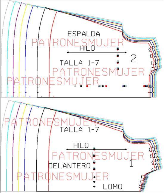 3a9bd0d539 Vestido de niña con jaretas  DIY (patrón gratis) - Patronesmujer ...