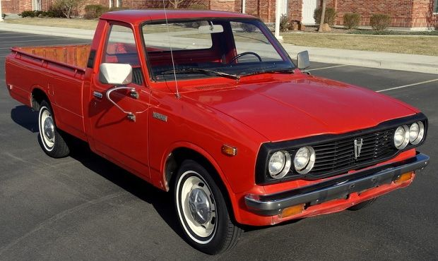 Claimed Original Longbed/5-Speed: 1978 Toyota Pick-Up