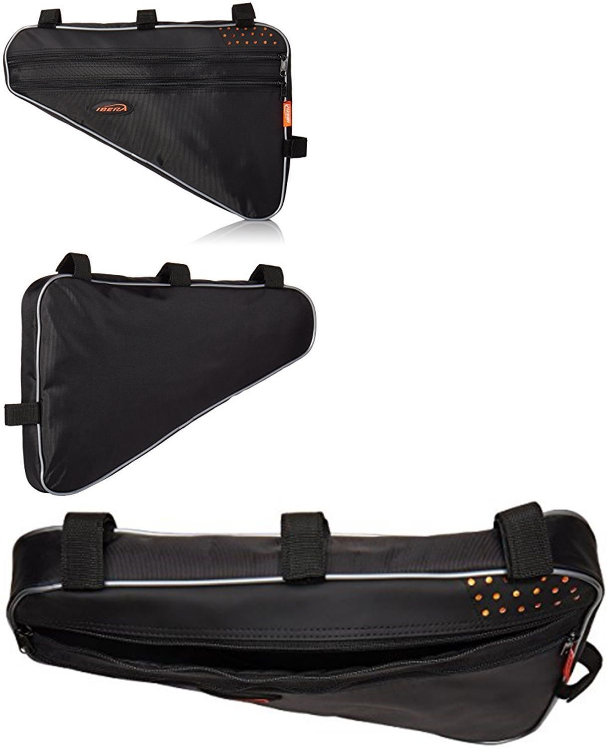 Ibera Bicycle Triangle Frame Bag, Large | Bags and Panniers 177833 ...
