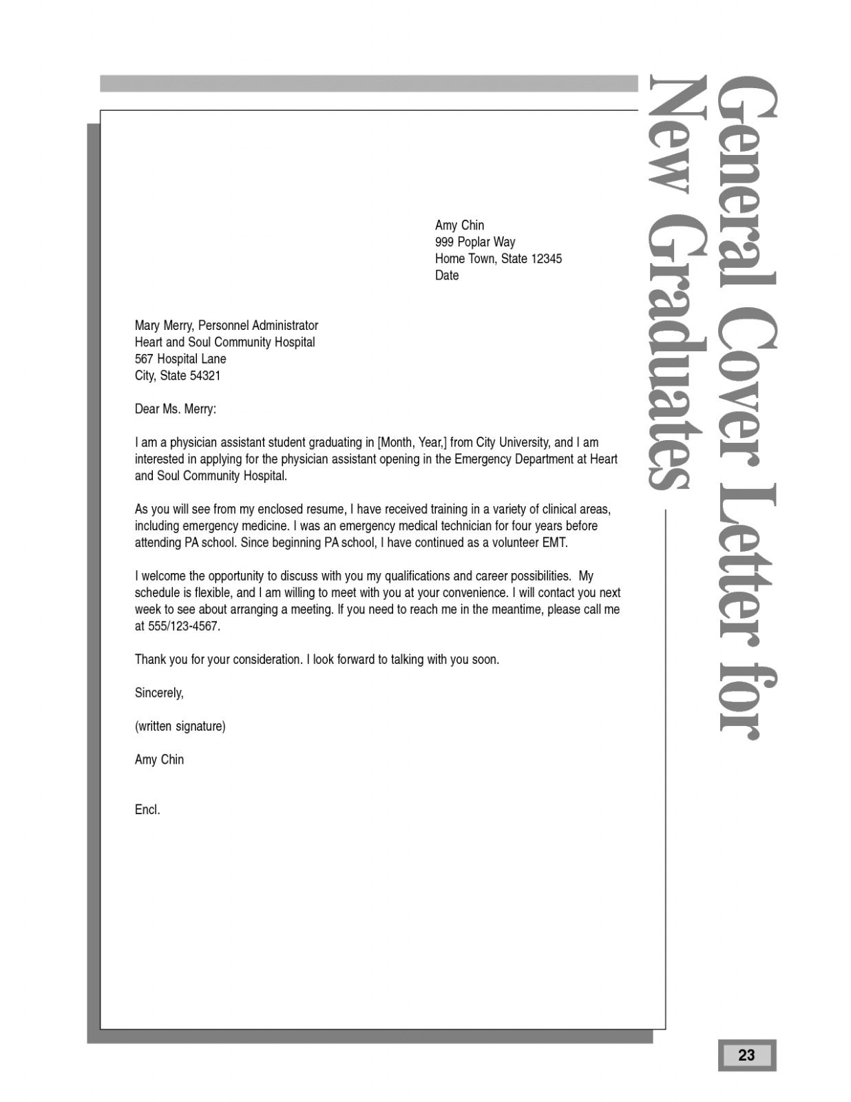 Cover Letter Template Physician Assistant , #assistant ...