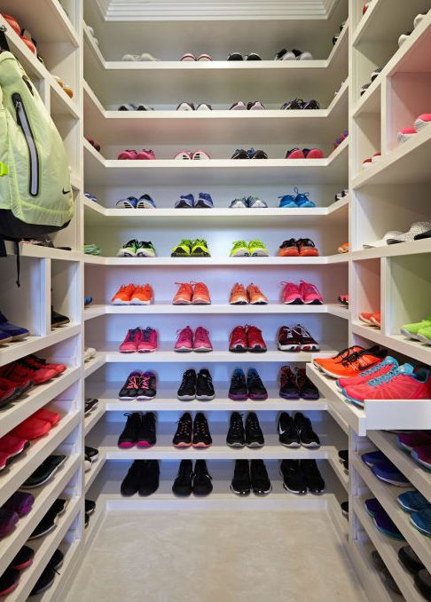 20 Enviable Celebrity Closets That You Have To See Believe