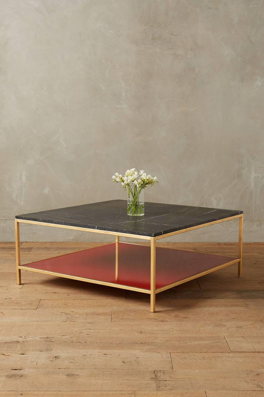 Black and gold coffee table coffee table design ideas