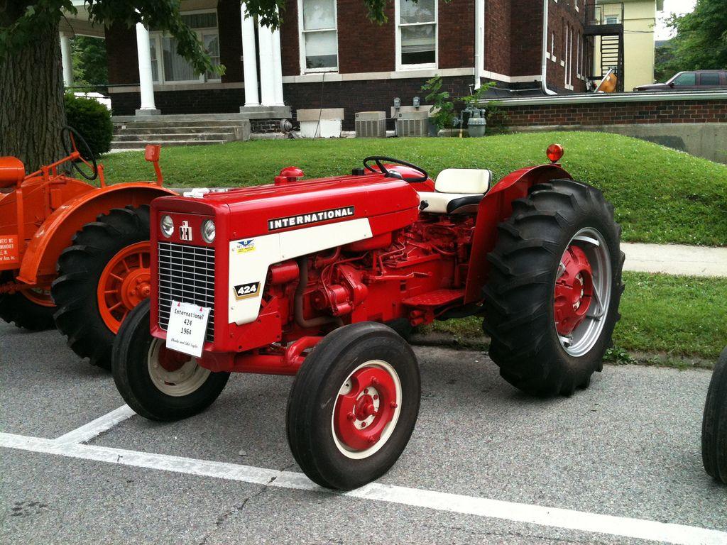 International Harvester 424 Parts : International harvester