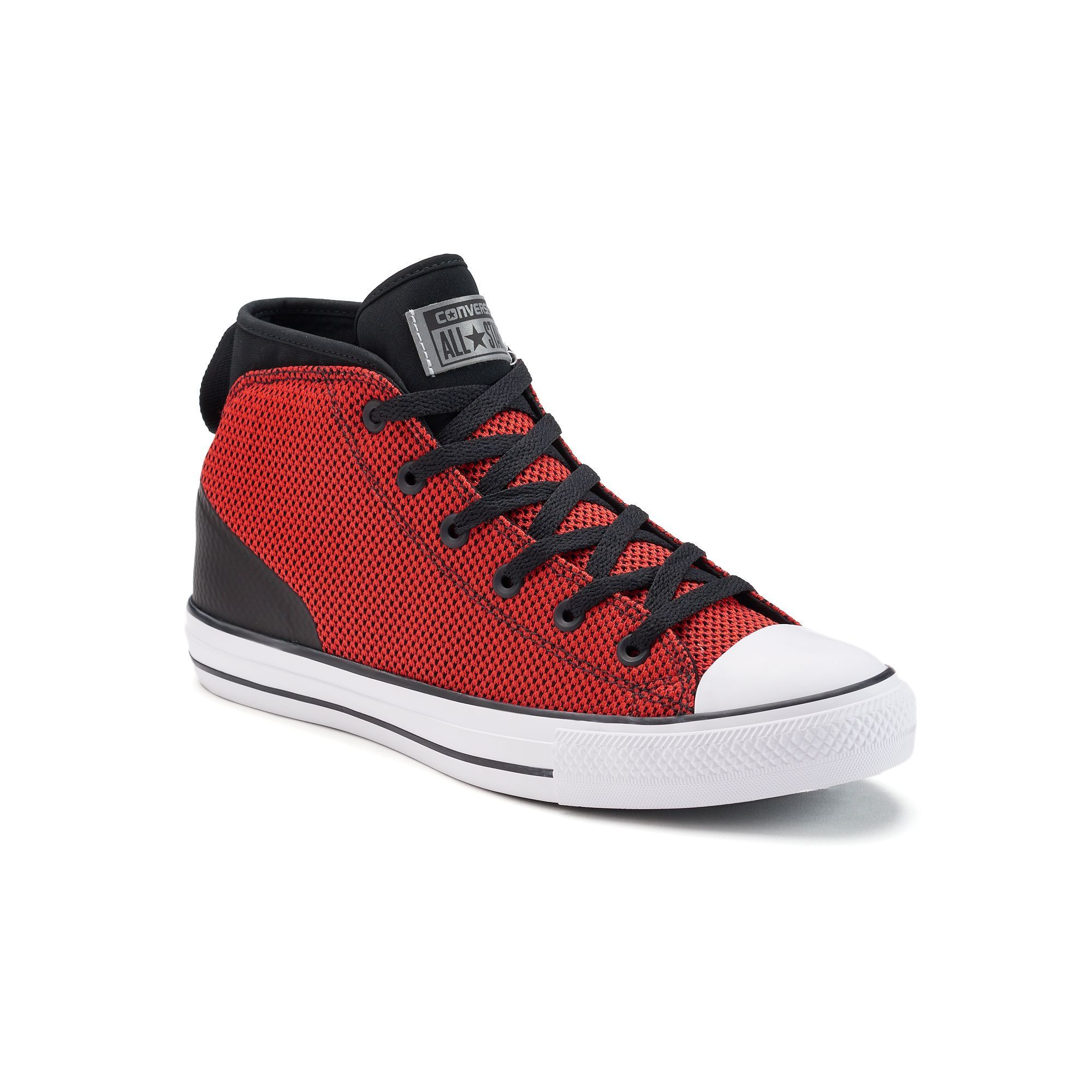 49f05b88f7d703 Men s Converse Chuck Taylor All Star Syde Street Mid Reflective Shoes