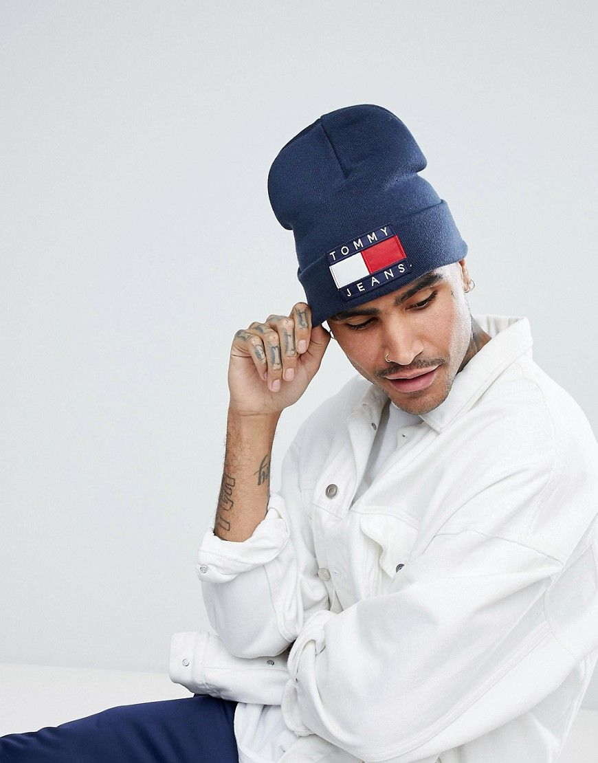 de0a1d44 Get this TOMMY JEANS's winter hat now! Click for more details. Worldwide  shipping.