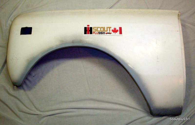 Fiberglass Reproduction Parts Scout Pluss International Harvester Ihc Scout And Pickup International Harvester Scout International Scout