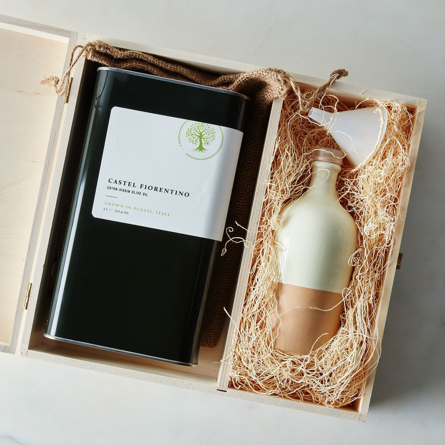 Beauty At Home Castelfiorentino adopt an olive tree gift box + subscription (with images