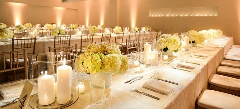 Chic Wedding Space In Stamford CT