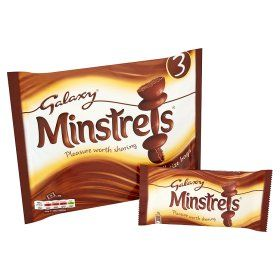 Galaxy Minstrels Full Size Bags Multipack Asda Groceries