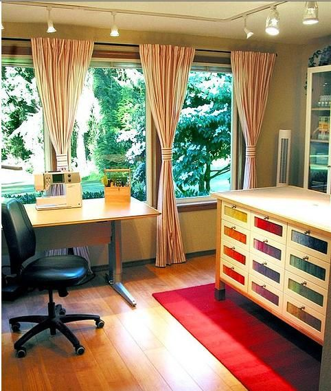 Dream Sewing Room By Athomesewing